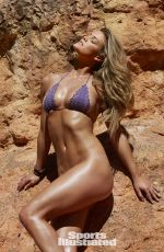NINA AGDAL in Sports Illustrated Swimsuit 2015 Issue