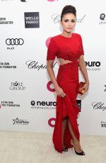 NINA DOBREV at Elton John Aids Foundation's Oscar Viewing Party