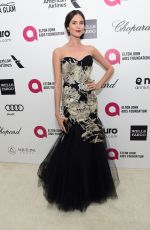 ODETTE ANNABLE at Elton John Aids Foundation's Oscar Viewing Party