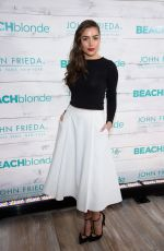 OLIVIA CULPO at John Frieda Hair Care Beach Blonde Collection Party in New York
