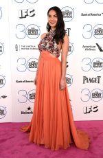 OLIVIA MUNN at 2015 Film Independent Spirit Awards in Santa Monica