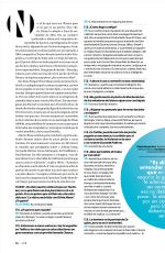 OLIVIA MUNN in Esquire Magazine Mexico February 2015 Issue