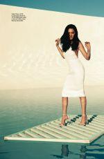 OLIVIA MUNN in Modern Kuxury Angeleno Magazine, February 2015 Issue