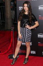 PARIS BERELC at McFarland, USA Premiere in Hollywood