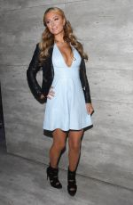 PARIS HILTON at Charlotte Ronson Fashion Show in New York