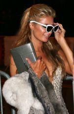 PARIS HILTON at Warner Music Group Grammy After Party in Los Angeles
