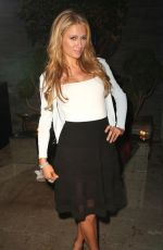 PARIS HILTON at Z Zegna & GQ Celebrate New Z Zegna Collection in West Hollywood