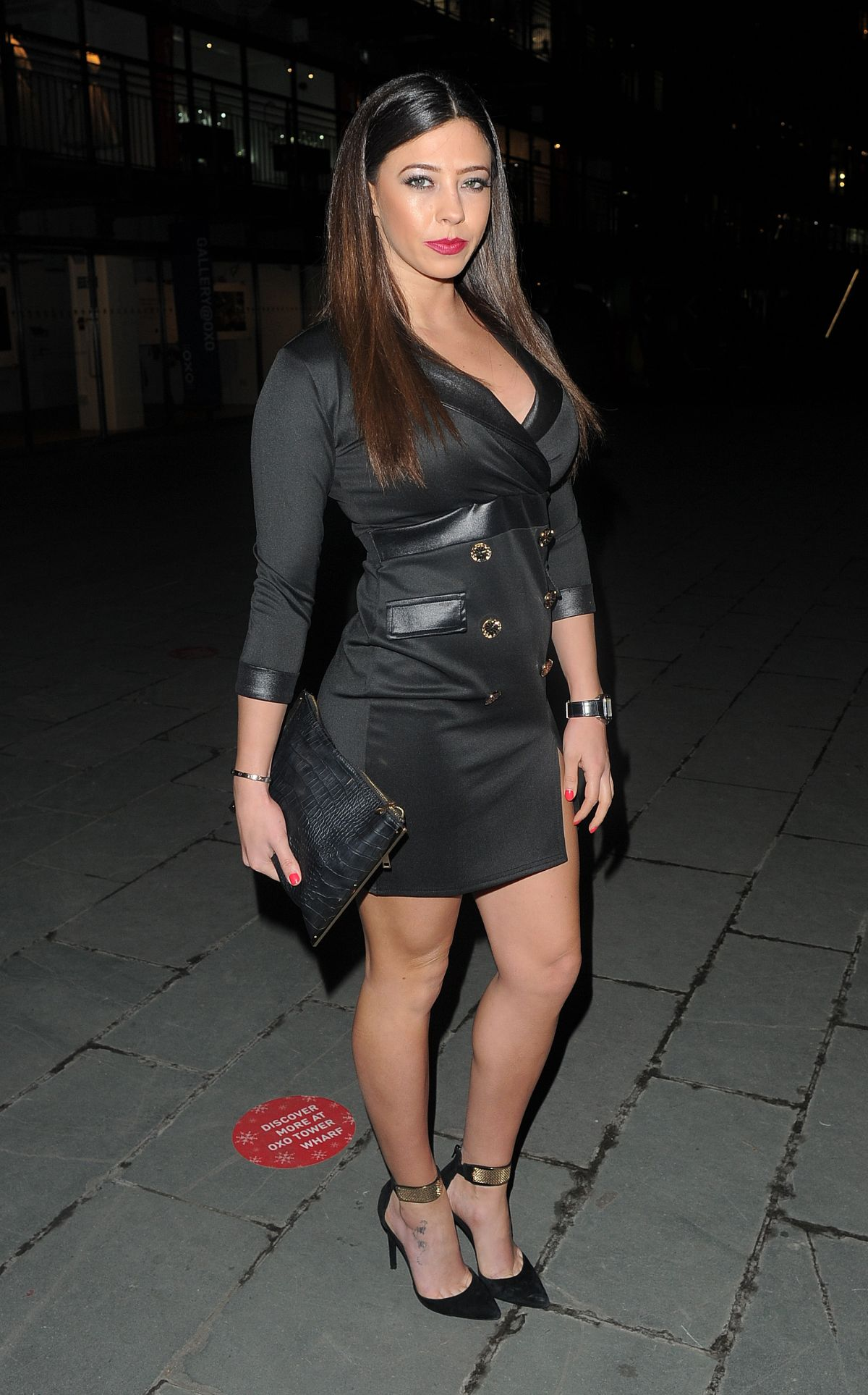PASCAL CRAYMER at John Frieda Launch Party in London