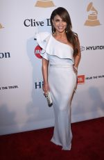 PAULA ABDUL at Pre-grammy Gala and Aalute to Industry Icons in Beverly Hills