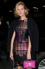 PETRA NEMCOVA at Fendi Flagship Boutique Inauguration Party in New York