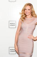 PETRA NEMCOVA at Herve Leger by Max Azria Fall 2015 Fashion Show in New York