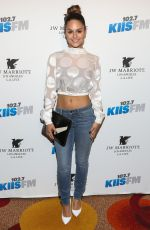 PIA TOSCANO at Kiis FM and Alt 98.7 Pre-grammy Party and Gifting Suite in Los Angeles