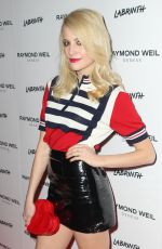 PIXIE LOTT at Raymond Weil Dinner Party in London