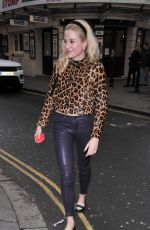PIXIE LOTT Out and About in London 2002