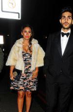PREEYA KALIDAS Leaves 2015 BAFTA in London