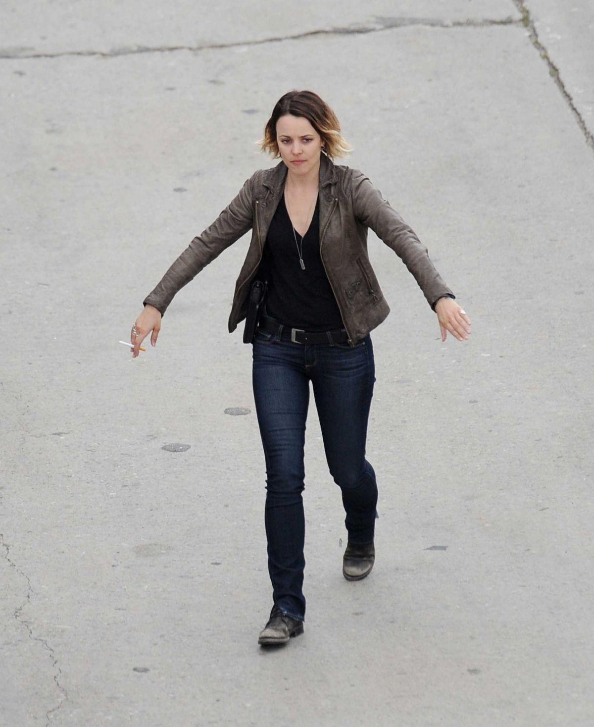 Rachel Mcadams True Detective
