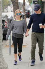 REESE WITHERSPOON and Jim Toth Out and About in Los Angeles 2702