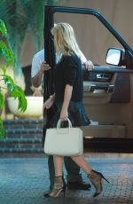 REESE WITHERSPOON Arrives at Chateau Marmont in West Hollywood 0402