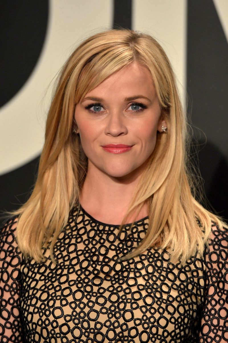 REESE WITHERSPOON at Tom Ford Womenswear Collection Presentation in Los Angeles