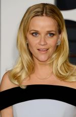 REESE WITHERSPOON at Vanity Fair Oscar Party in Hollywood