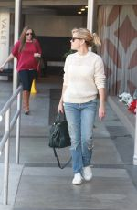 REESE WITHERSPOON in Jeans Out Shopping in Los Angeles 0602