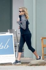 REESE WITHERSPOON Out for Coffee in Brentwood