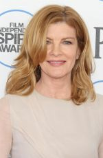RENE RUSSO at 2015 Film Independent Spirit Awards in Santa Monica