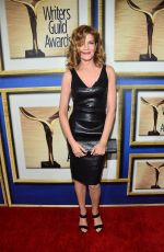 RENE RUSSO at 2015 Writers Guild Awards in Los Angeles