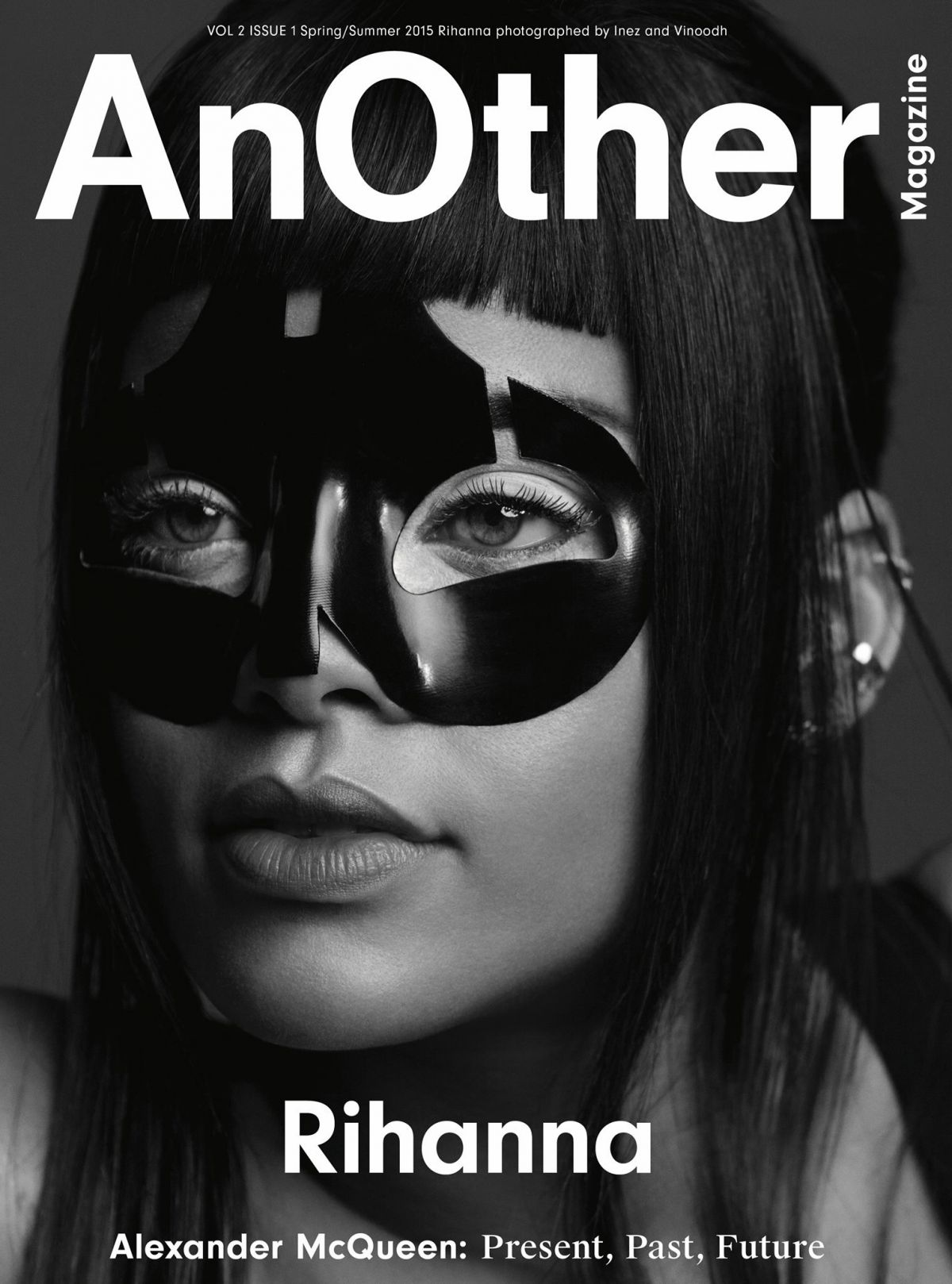 RIHANNA in AnOther Magazine, Spring/Summer 2015 Issue
