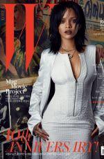 RIHANNA in W Magazine, Korea March 2015 Issue