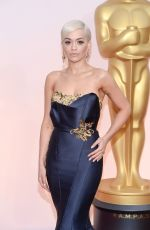 RITA ORA at 87th Annual Academy Awards at the Dolby Theatre in Hollywood