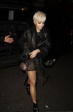 RITA ORA at Warner Music Brit Party in London