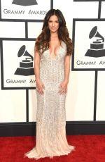 ROCSI DIAZ at 2015 Grammy Awards in Los Angeles