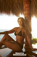 RONDA ROUSEY in Sports Illustrated Swimsuit 2015 Issue