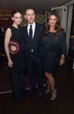 ROONEY MARA at Vanity Fair and Fiat Celebration of Young Hollywood in Los Angeles