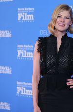 ROSAMUND PIKE at Virtuosos Award at 2015 Santa Barbara International Film Festival