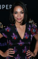 ROSARIO DAWSON at 2015 Noble Awards in Beverly Hills