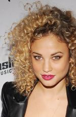 ROSE BERTRAM at 2015 Sports Illustrated Swimsuit Issue Celebration in New York