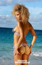 ROSE BERTRAM in Sports Illustrated Swimsuit 2015 Issue