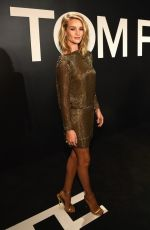 ROSIE HUNTINGTON-WHITELEY at Tom Ford Womenswear Collection Presentation in Los Angeles