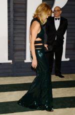 ROSIE HUNTINGTON-WHITELEY at Vanity Fair Oscar Party in Hollywood