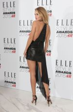 ROSIE HUNTINGTON-WWHITELEY at Elle Style Awards in London