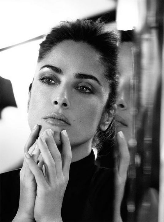 SALMA HAYEK in Edit Magazine, February 2015 Issue