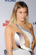 SAMANTHA HOOPES at 2015 Sports Illustrated Swimsuit Issue Celebration in New York