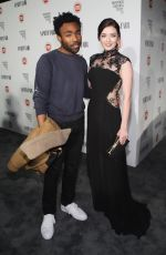 SARAH BLOGER at Vanity Fair and Fiat Celebration of Young Hollywood in Los Angeles