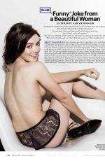 SARAH BLOGER in Esquire Magazine, March 2015 Issue