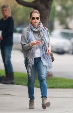 SARAH MICHELLE GELLAR Out and About in Los Angeles 1902