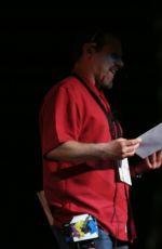 SCARLETT JOHANSSON at 2015 Academy Awards Rehearsals in Hollywood