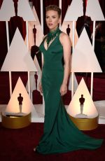 SCARLETT JOHANSSON at 87th Annual Academy Awards at the Dolby Theatre in Hollywood
