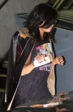 SELENA GOMEZ Leaves Nine Zero One Salon in West Hollywood 2102